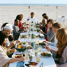 think outside the dining room where to eat thanksgiving dinner