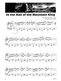 halloween sheet music piano u2013 festival collections