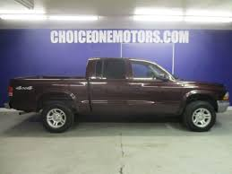 Dodge Dakota Trucks - 2004 used dodge dakota quad cab slt quad cab 4 door auto trans