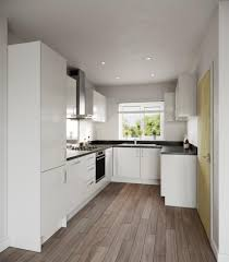 solid wood kitchen cabinets quedgeley 3 bedroom semi detached house for sale in quedgeley 100 000