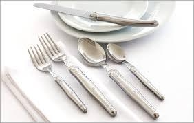 sur la table flatware dubost flatware sur la table