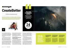 freelance layout majalah desain template majalah olahraga layout pinterest template