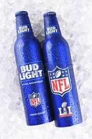 where to buy bud light nfl cans 2017 irvine california january 22 2017 bud light aluminum bottles