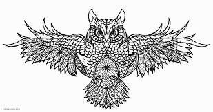 coloring page for adults owl regarding owl coloring pages for adults plan 6 chacalavong info