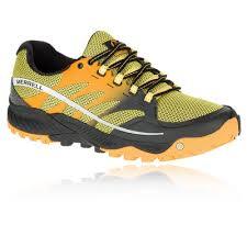 merrell all out terra light merrell running shoes green all out terra light trail mens merrell