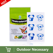kongdy brand 5pieces insect repellent bracelet 30pieces mosquito