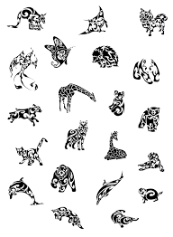best 25 tribal animals ideas on pinterest mystical animals