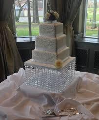 wedding cake decorations diamante wedding cakes gallery yorkshire