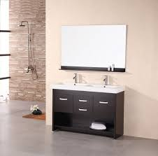 bathroom cool 48 inch solid wood bathroom vanity decorations