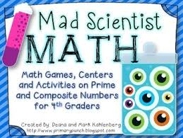 11 best math prime composite numbers images on pinterest