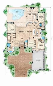 home floor plans mediterranean mediterranean style home plans new mediterranean house plan 2
