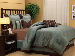 Amazon Com Comforter Bed Set by Teal And Brown Bedding Sets Ktactical Decoration