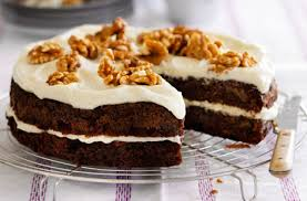 sticky carrot cake tesco real food