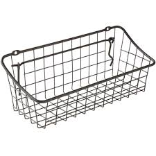 wire baskets bins and organizers at organize it