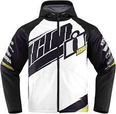 leather riding jackets icon protectors icon team merc jacket jackets textile white
