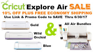 cricut explore air sales