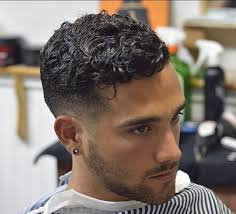 short natural tapered low hairstyles with a part taper fade 13 high and low taper fade haircuts for men of style