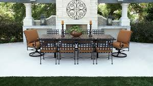12 person outdoor dining table patio rocking chair patio patio furniture iron 12 person outdoor