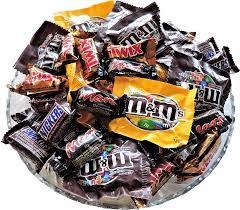 animated halloween candy dish big bowl of halloween trick or treat candy png image