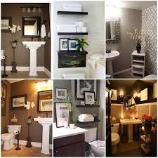 Guest Bathroom Decorating Ideas Valuable 6 Small Guest Bathroom Decorating Ideas 17 Best Ideas