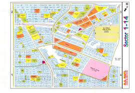 Islamabad Map 7 Marla Residential Plot For Sale In I 14 2 Islamabad
