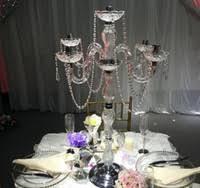Wedding Decor Wholesale Wholesale Tall Wedding Centerpieces Buy Cheap Tall Wedding
