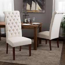 beautiful white fabric dining room chairs photos home design white fabric dining chairs christopher knight home tall dark