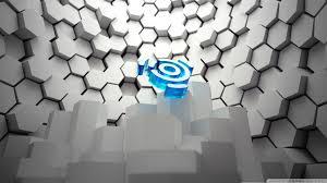linux ubuntu logo 3d hd desktop wallpaper high definition