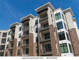 Apartment Exterior Stock Images RoyaltyFree Images  Vectors - Apartment exterior design