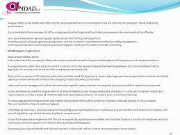 company profile imdad engineering u0026 contracting llc ppt download
