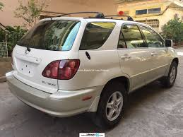 lexus rx 300 images i sell lexus rx 300 year 99 color kam may pong 1 full option new