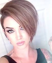 hairstyles short one sie longer than other 1216 best hair style images on pinterest hairdos hair cut and