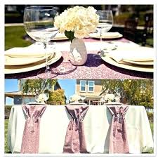 wedding reception table runners table runner ideas creative burlap wedding table runner ideas for