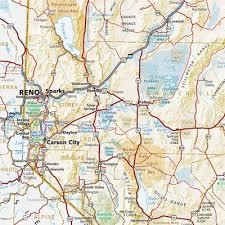 nevada road map map of nevada state printable feedage 22931423