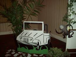 jeep safari truck cardboard box jeep idea for safari unit educate pinterest