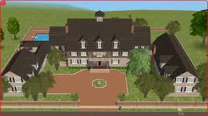 mod the sims gold coast dutch colonial mansion