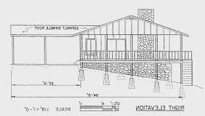 house plans for sloped lots 100 images hillside home plans at
