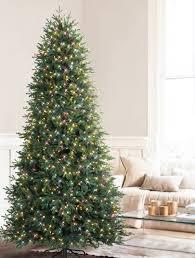 spruce narrow artificial tree balsam hill
