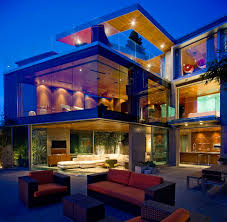 impressive glass house in california by jonathan segal decoholic