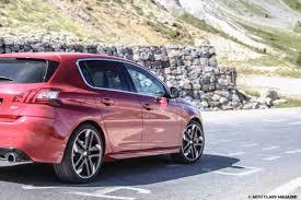 auto peugeot best driving roads peugeot 308 gti mountain lion auto class