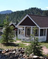 river rock cottages