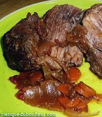 cuisiner jarret de boeuf mon jarret de bœuf tendance italianisante mijoté longuement dans