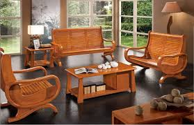 Furniture Set For Living Room by Wooden Furniture Designs For Living Room Thesouvlakihouse Com