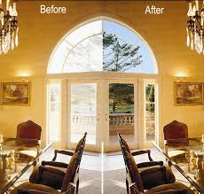 glass door tinting film full size before and after film on glass doors window tinting tampa