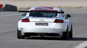 audi tt fender audi tt race car introduced ahead of 2015 debut