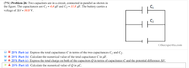 Area Formula by Symbols Appealing Capacitors Series And Parallel Impedance