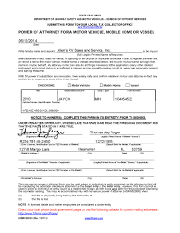 Power Of Attorney Legal Forms by Powers Of Attorney U2013 Which Ones To Use And How U2013 Florida Rv Trade