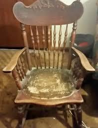 John Deere Rocking Chair Ron U0026 Kathy Lewis Moving Auction Jack Lewis Estate U0026 Others