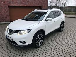 nissan car 2017 nissan x trail 1 6 l visureigis 2017 06 m a6456647