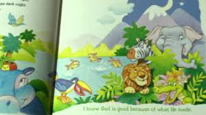 children u0027s bible creation story genesis youtube